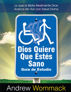 God Wants You Well-Dios Quiere Que Estes Sano