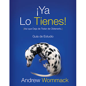 You've Already Got It!-¡Ya Lo Tienes!-Spanish Study Guide