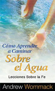 How To Become A Water Walker - Spanish Book