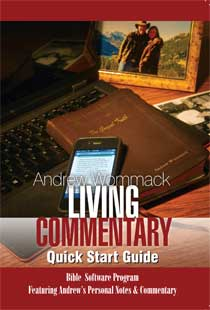 Living Commentary - Apple/Mac Bible Program
