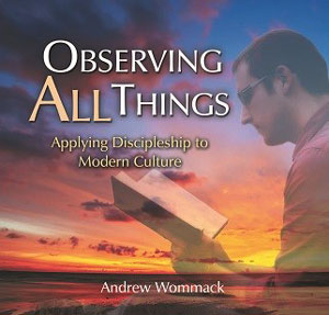 Observing All Things Booklet