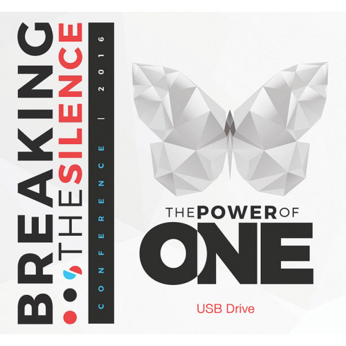 Breaking the Silence 2016 USB Drive
