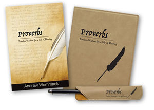 Proverbs Gift Set Package