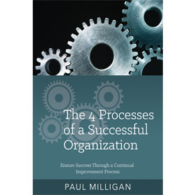 The 4 Processes of a Successful Organization - Paul Milligan