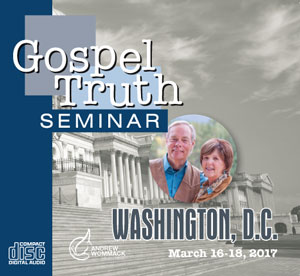 Washington DC Seminar Mar '17 – DVD Album