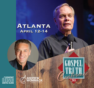 Atlanta Conference April '18 – CD Album