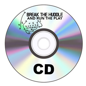 Break the Huddle and Run the Play - James Brown