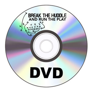 Break the Huddle and Run the Play – James Brown