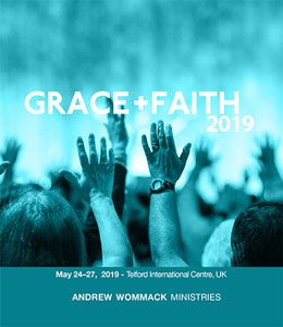 Grace & Faith Conference '19 – USB