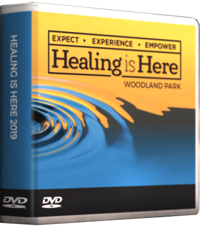 Healing is Here Aug '19