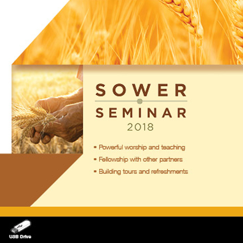 Sower Seminar Jun '18