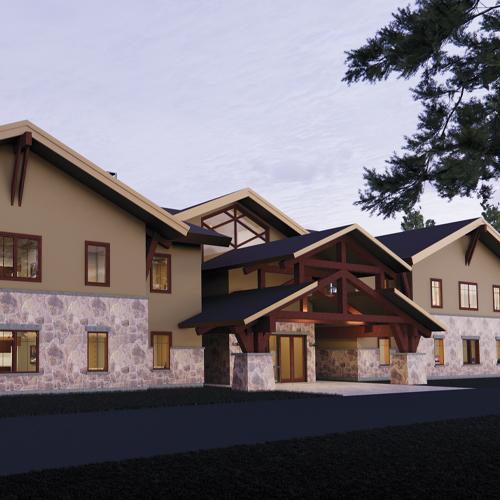 The Sanctuary Construction